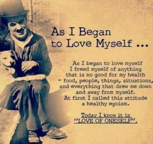 I Love Myself Quotes Interesting 25 Short Love Yourself Quotes Picshunger  Page 10