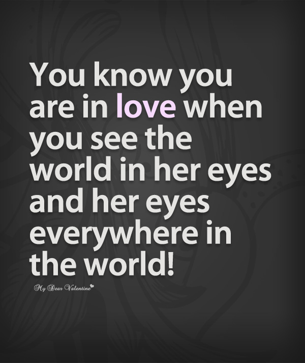 25 sweet love quotes for her