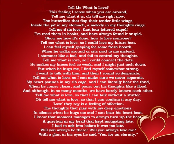 25+ Romantic Love Poems for Her