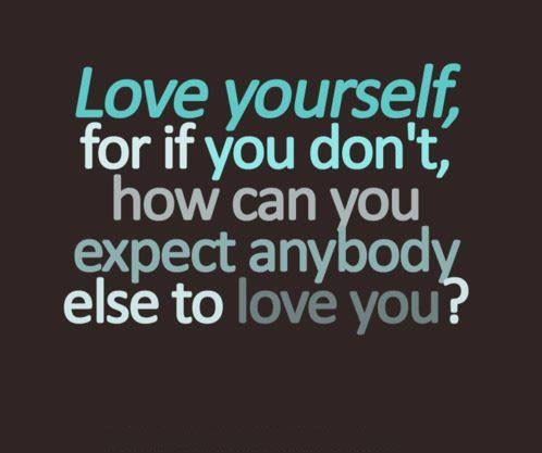 Quotes about values picshunger - 25 Short Love Yourself Quotes