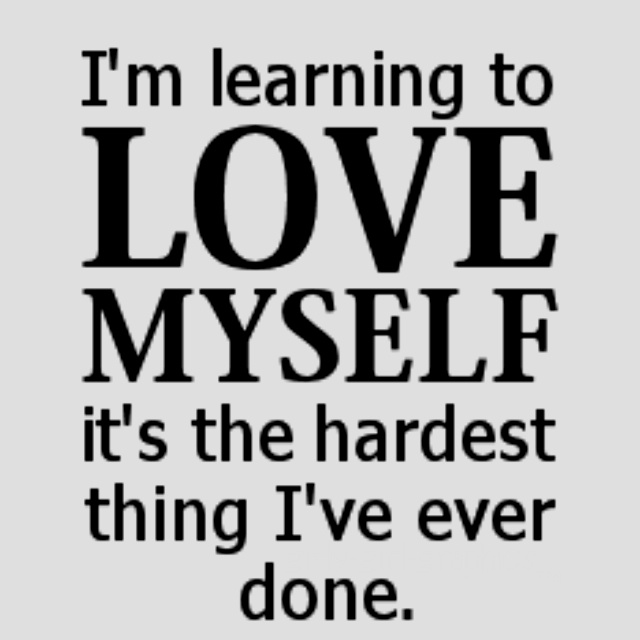 Quotes About Learning To Love Yourself Tumblr : 25+ Short Love Yourself Quotes