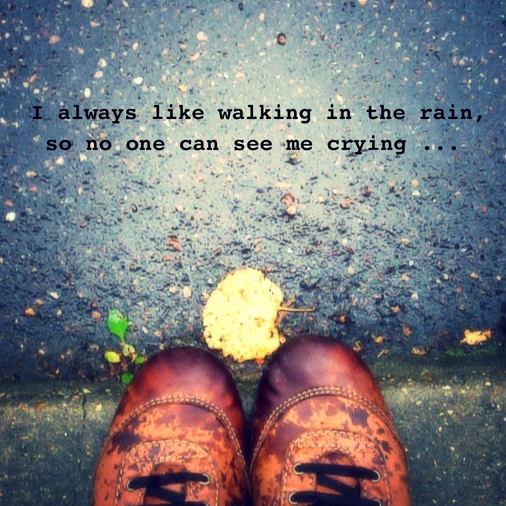 Sad Love Quotes About Rain : 25+ Heartrending Sad Quotes PicsHunger