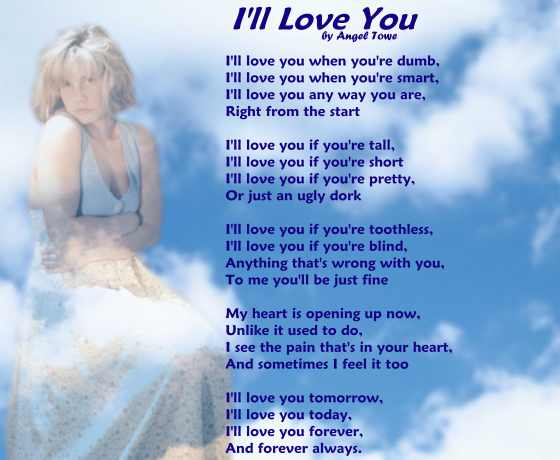 25+ Emotive I Love You Poems | PicsHunger I Love You Poems