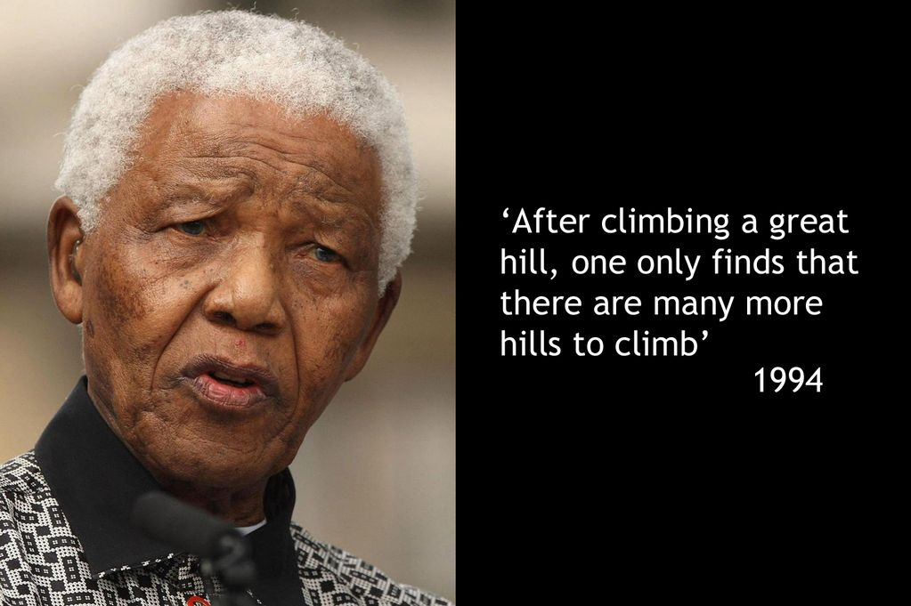 nelson mandela quotes birthday inspirational sayings leadership life