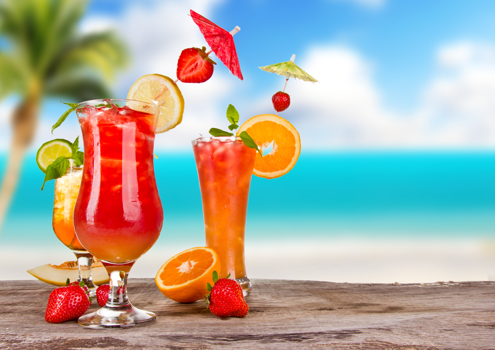 25 stimulating summer drinks picshunger for Summer drinks for party