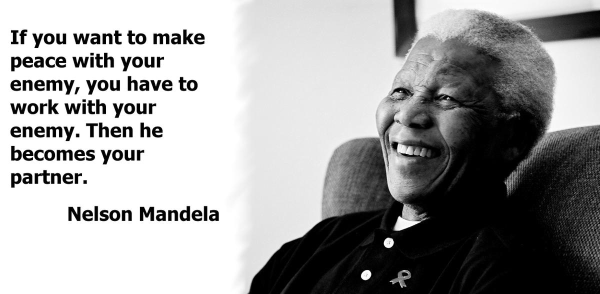 Citaten Mandela : Nelson mandela qoutes picshunger