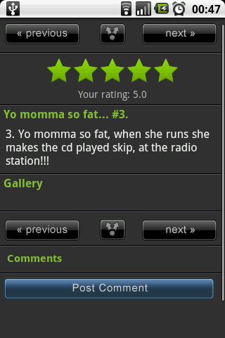best yo mama jokes