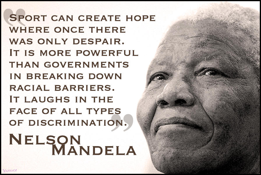 Quotes nelson mandela courage