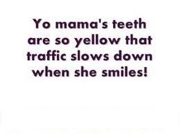 funny yo mama jokes