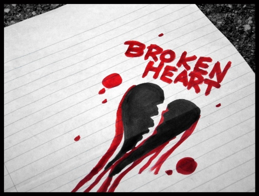 Breakdown of a Broken Heart