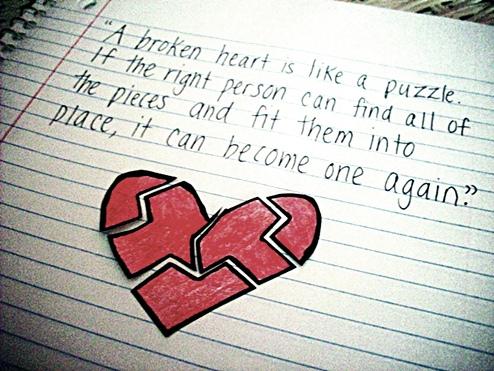 25 Broken Heart Qoutes