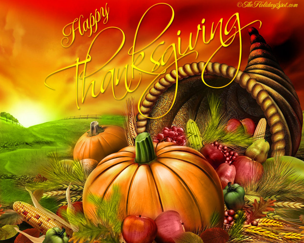 thanksgiving wallpaper