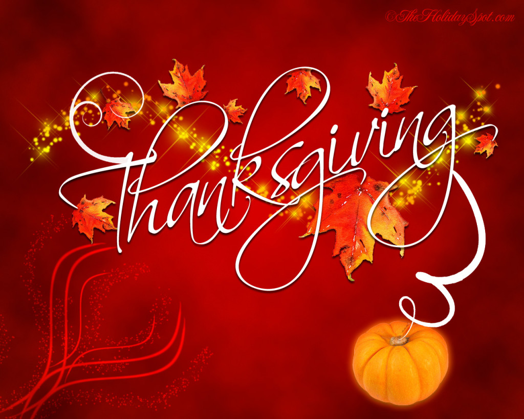 thanks giving wallpaper
