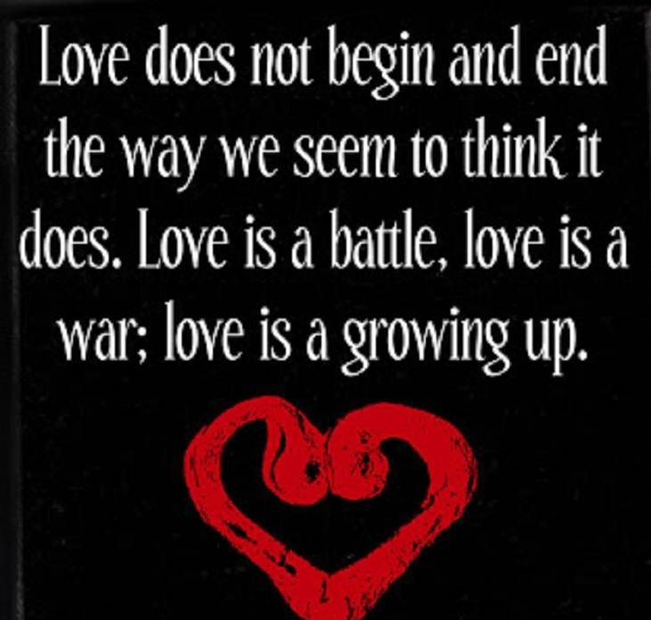 quotes about love