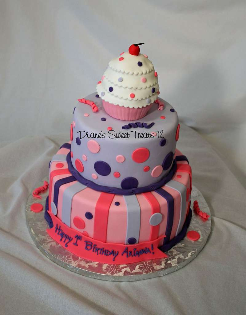 25 Luscious Birthday Cake Pictures PicsHunger