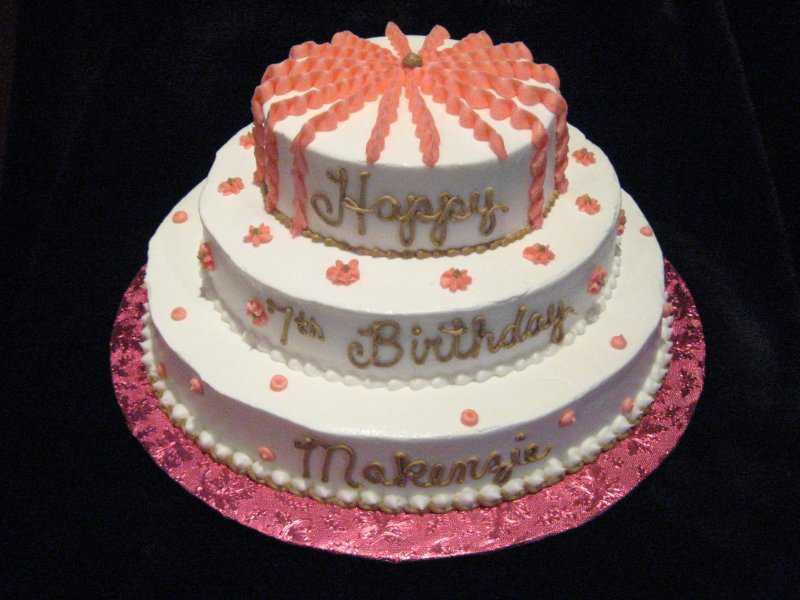 birthday cakes 2014