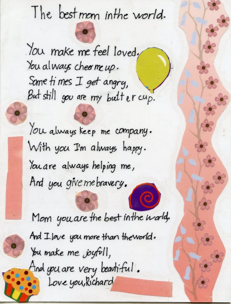 25 Mothers Day Poems Picshunger
