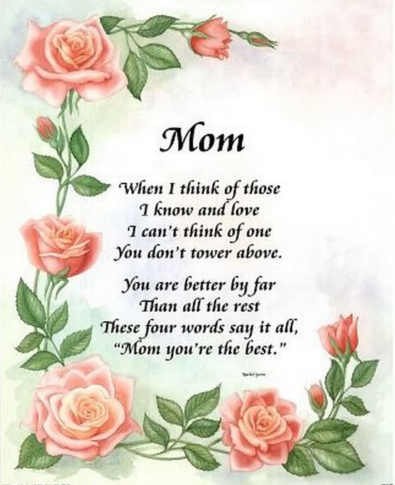 best mom mothers day