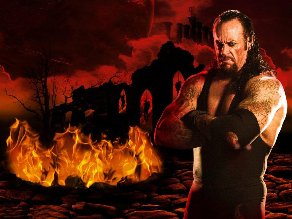 25 WWE The Undertaker Pictures