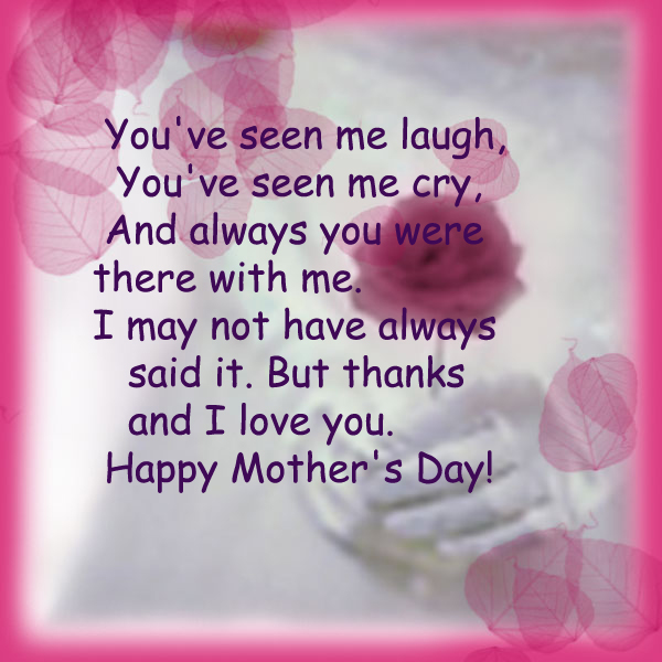 25 Best Collection Mothers Day Quotes | PicsHunger