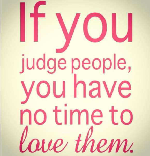 Stop Judging Others Quotes. QuotesGram
