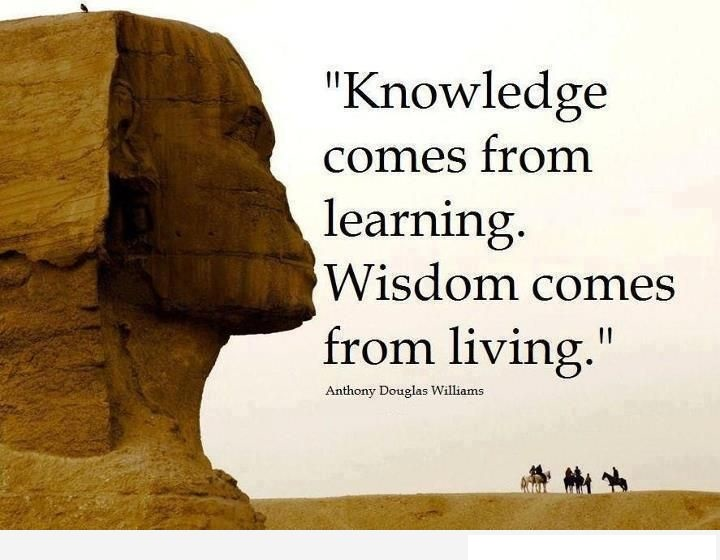 an essay on seeking knowledge and commitment