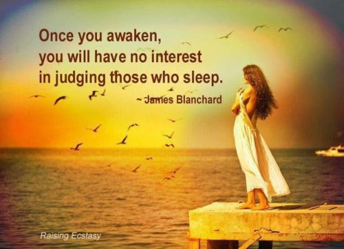 quote about judging