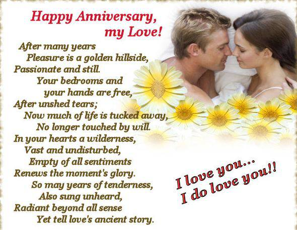 Pics Photos - Quotes Anniversary Poems Quotes Anniversary Quotes And ...