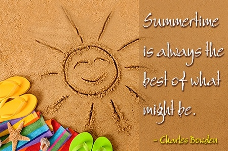 quote about summer