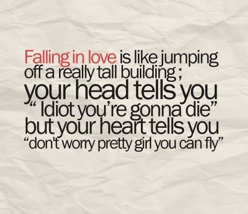 in love quote
