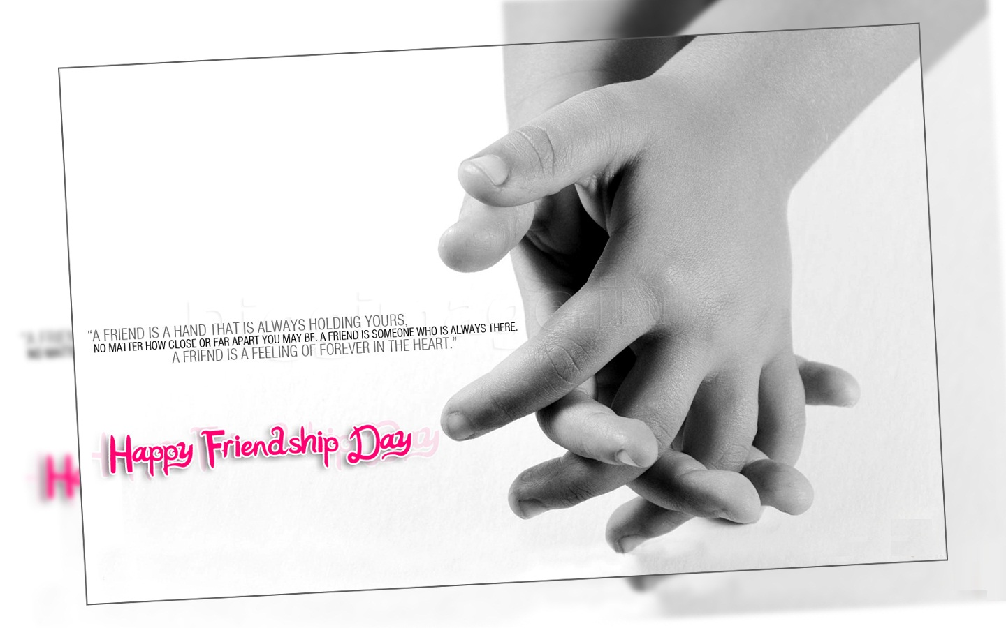 25+ Happy Friendship Day 2014 Collections