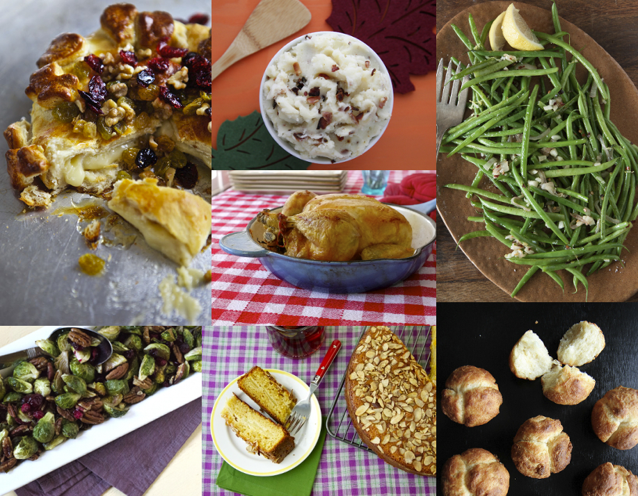 20 mouth watering christmas dinner menu picshunger for Ideas for christmas dinner