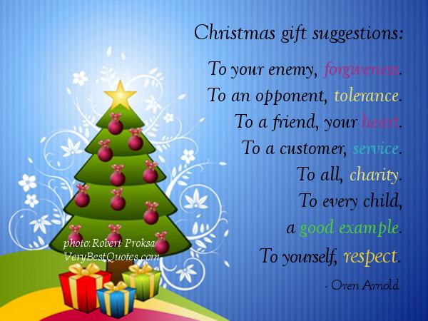 Merveilleux Christmas Love Quotes