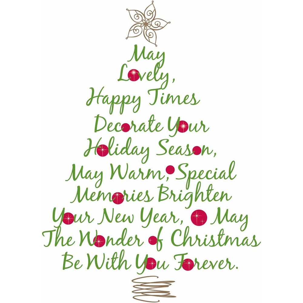 Christmas Quotes For Cards: 20 Merry Christmas Quotes 2014