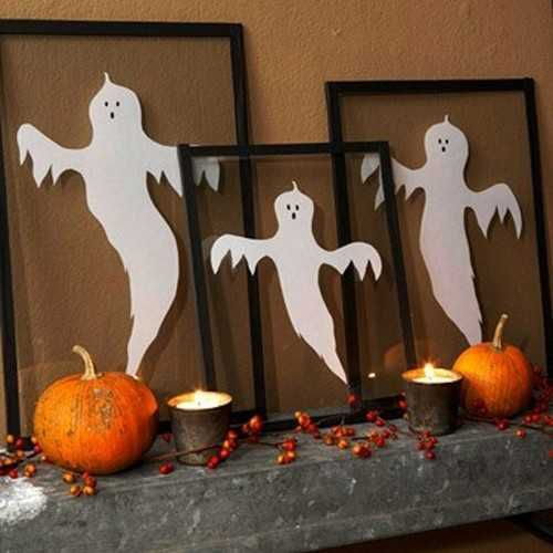 20 classic halloween decorations ideas picshunger - Homemade halloween decorations ...