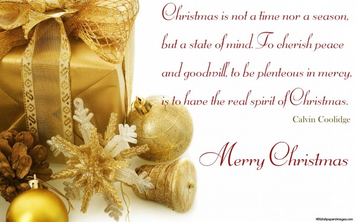 20 Merry Christmas Quotes 2014 | PicsHunger