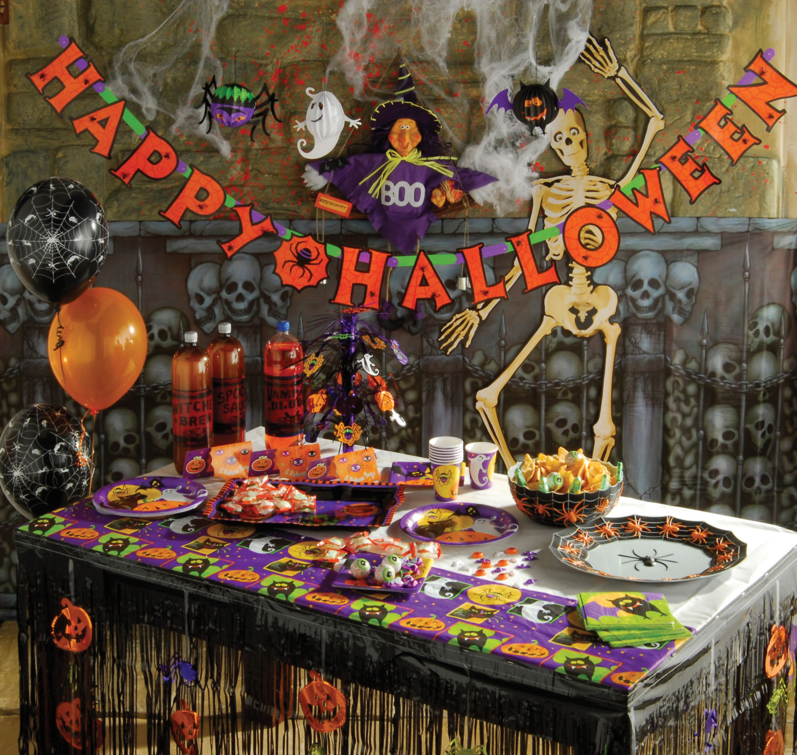 20+ Classic Halloween Decorations Ideas
