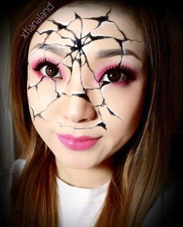 Awesome Make Halloween Makeup Images - harrop.us - harrop.us