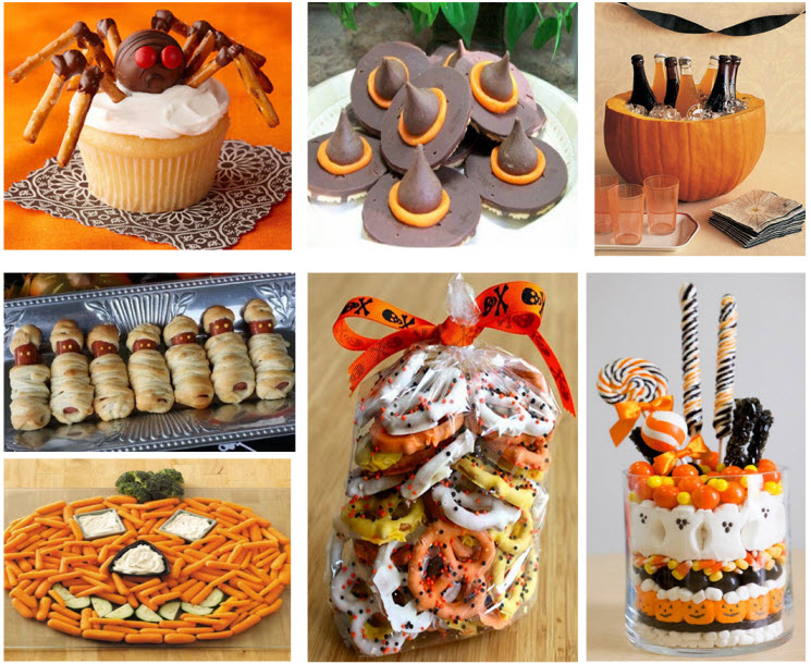 25 Chilling Halloween Food Ideas