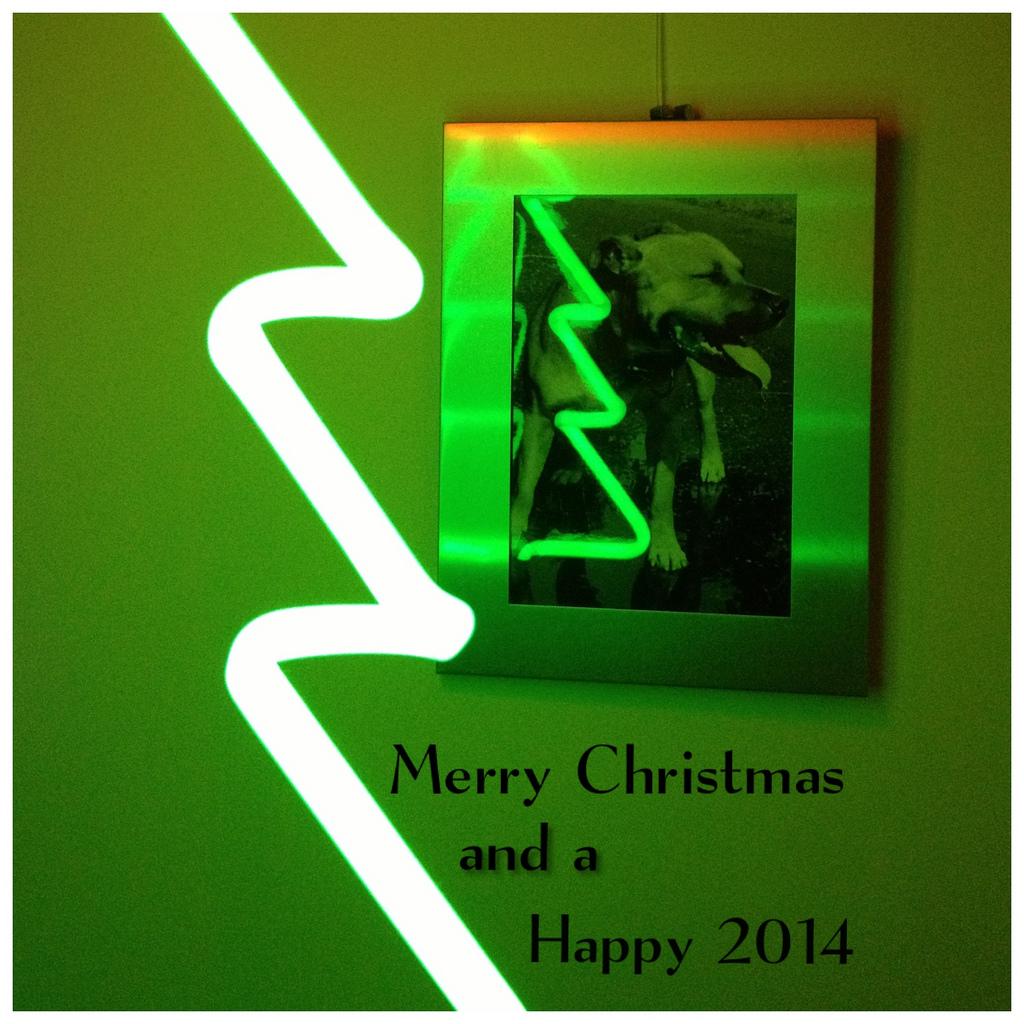 happy christmas 2014