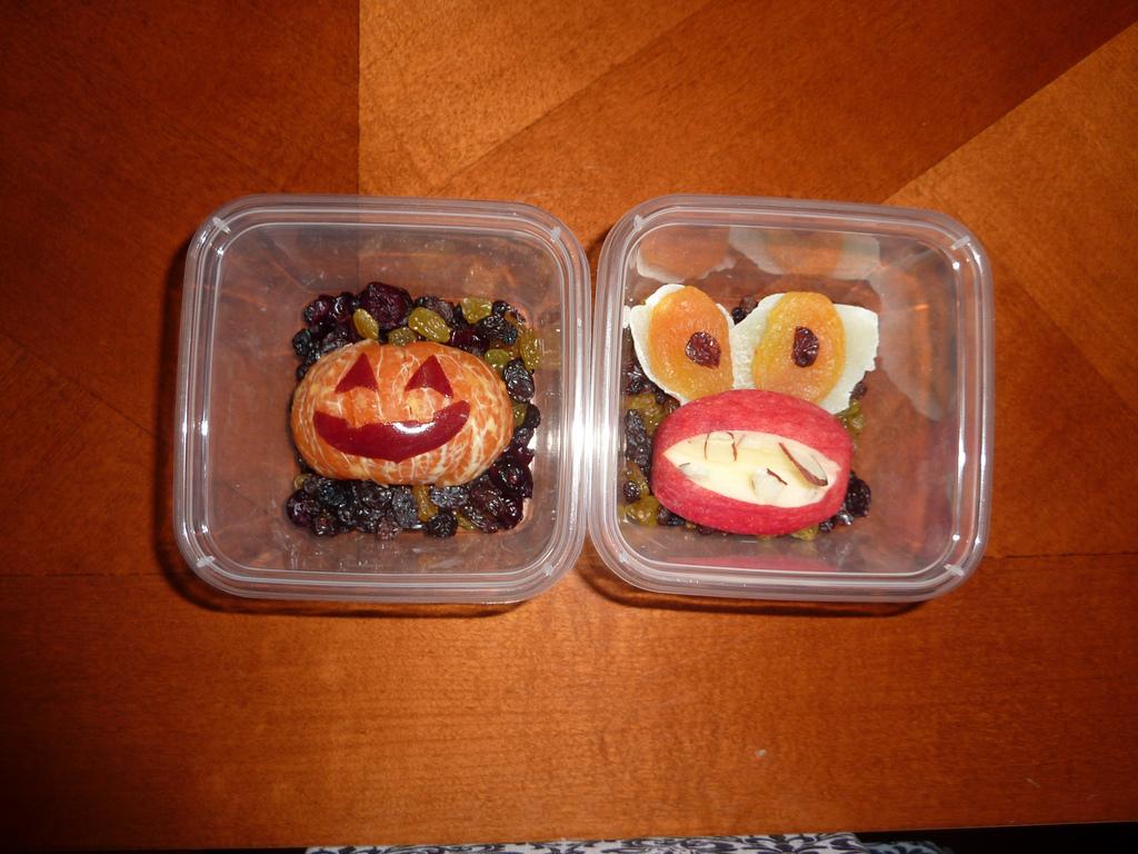 halloween snacks 2014