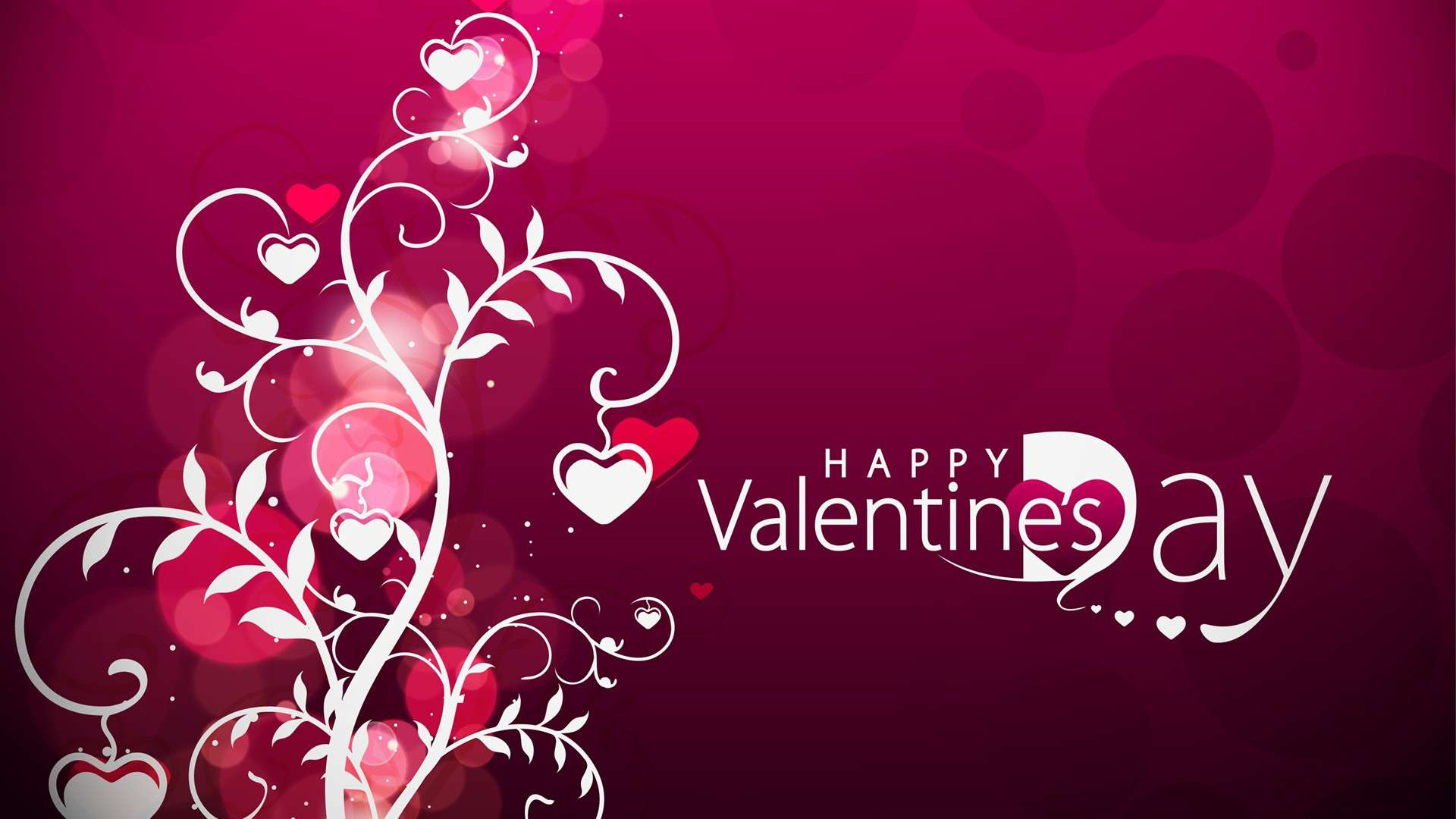 Love Wallpapers Valentine Day : 25 Romantic Valentines Day Wallpapers PicsHunger