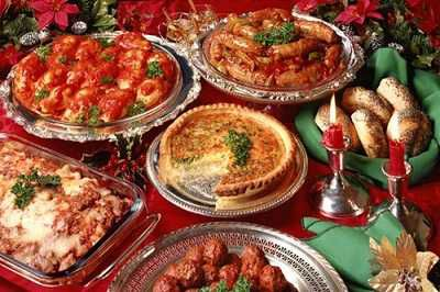 christmas dinner ideas