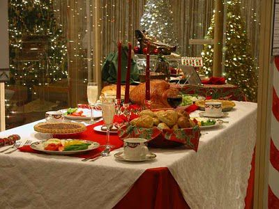 christmas dinner menu ideas simple