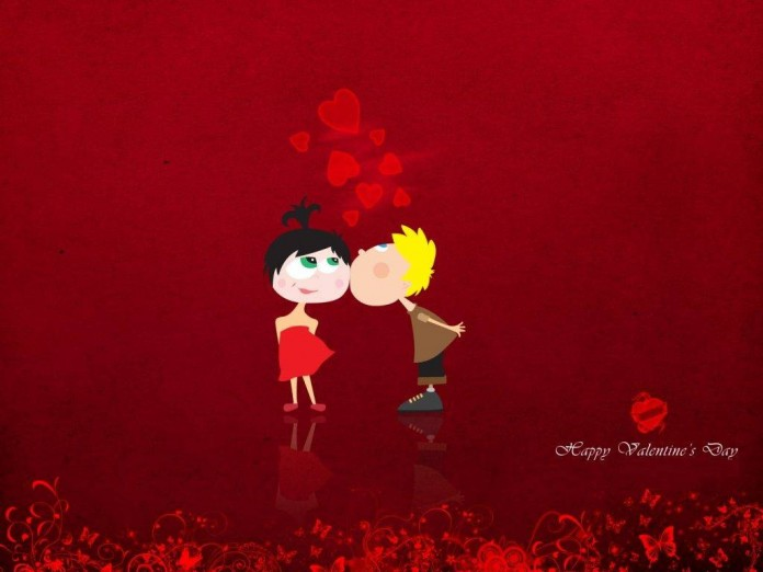 25 romantic valentines day wallpapers | picshunger, Ideas