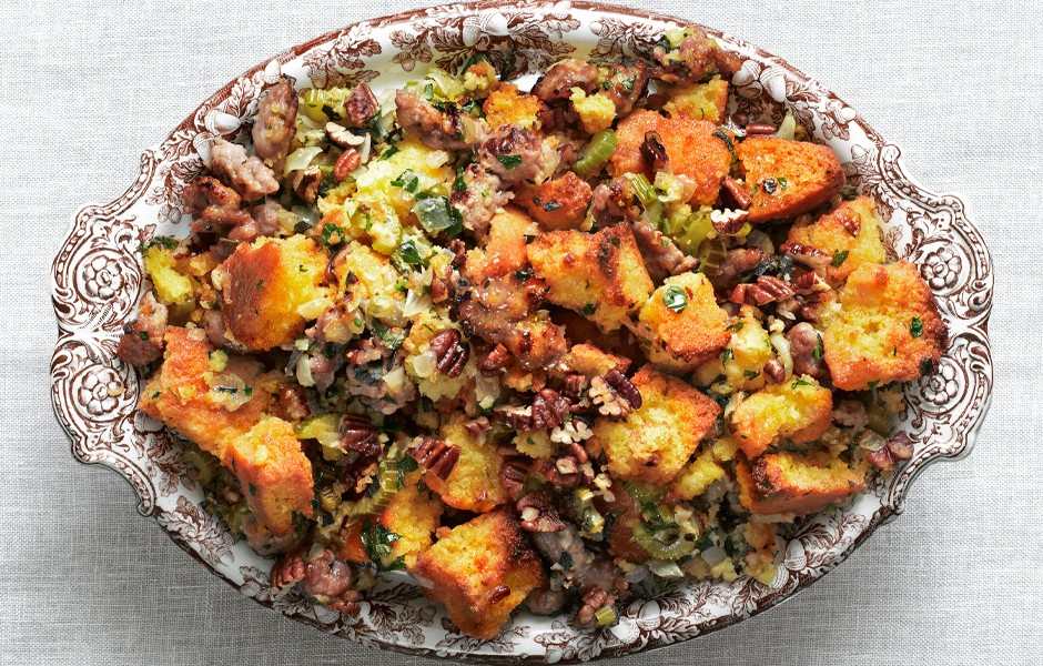 cornbread-and-sausage-stuffing-for-make-ahead-Thanksgiving-recipes.jpg