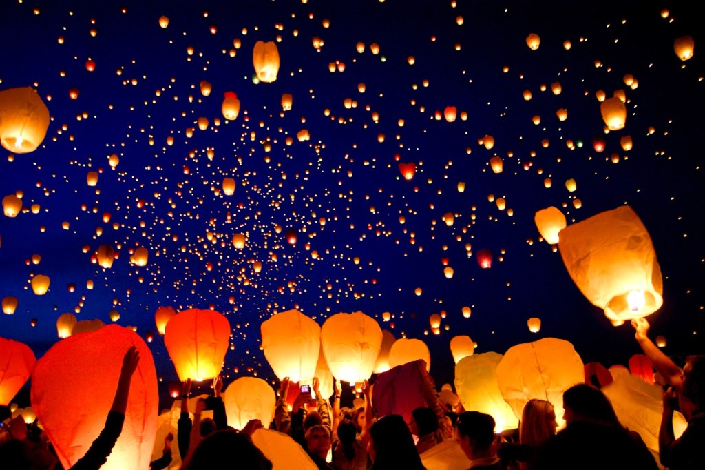 25 mind blowing chinese lantern festival celebrations for How to make a beautiful lantern