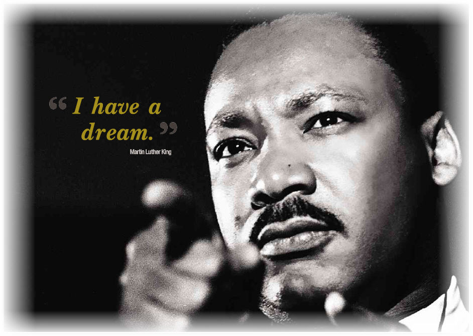 dr martin luther king jr