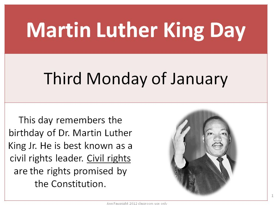 Martin Luther King Day 2015 & MLK Quotes and Pictures | PicsHunger