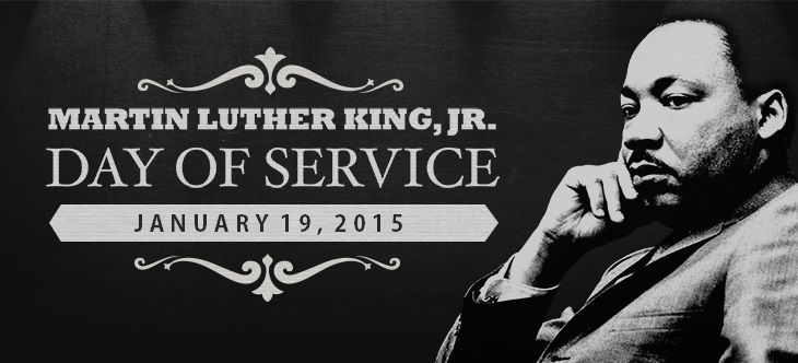 martin luther king jr day 2015